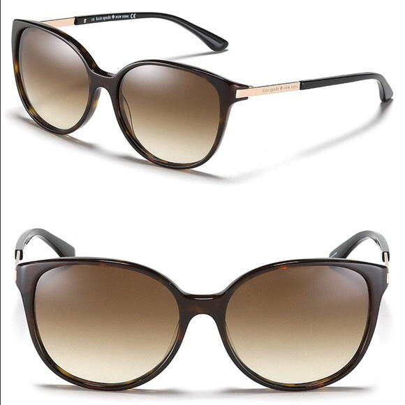 e207c0205f55 kate spade Accessories - Kate Spade Shawna Sunglasses in Brown